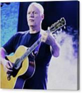Gilmour Guitar By Nixo Canvas Print