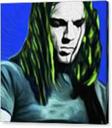 Gilmour Neon Nixo Canvas Print
