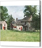 Gilpen House Canvas Print