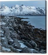 Gimsoy, Lofoten - Norway Canvas Print