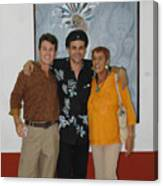 Giovanni Angel Blanca Canvas Print