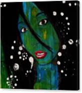 Girl 8 Canvas Print