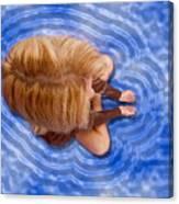 Girl C150786 Canvas Print