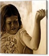Girl's Lib Canvas Print