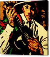 Gitano Canvas Print