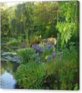Giverny Vi Canvas Print