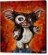 Gizmo Canvas Print