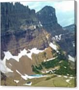 Glacial Pond Canvas Print