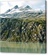 Glacier Bay 2 Canvas Print