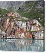 Glacier Bay 4 Photograph Canvas Print