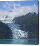 Glacier Bay Afternoon Canvas Print