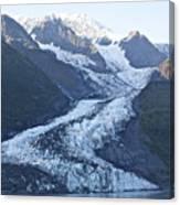 Glacier Bay Alaska 2 Canvas Print