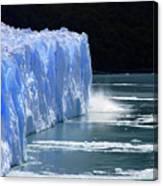 Glacier Moreno  Canvas Print