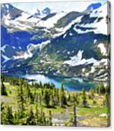 Glacier National Park2 Canvas Print