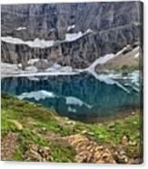 Glacier Paradise Canvas Print