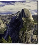 Glacier Point Canvas Print