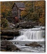 Glade Creek Mill 2011 Canvas Print