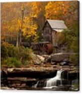 Glades Creek Mill Canvas Print
