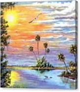 Glades Inspiration Canvas Print