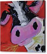 Gladys Canvas Print