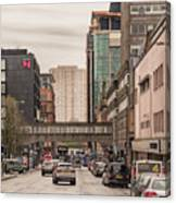 Glasgow Renfield Street Canvas Print