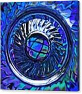Glass Abstract 480 Canvas Print
