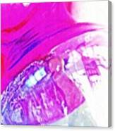 Glass Abstract 602 Canvas Print