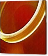 Glass Abstract 776 Canvas Print