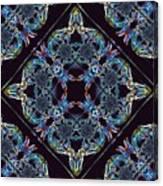 Glass Pattern Canvas Print