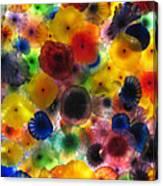 Glass Splendor Canvas Print
