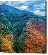 Glassmine Overlook Canvas Print
