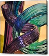 Glassworks 2 Canvas Print