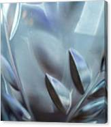 Glassy#3 Canvas Print