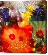 Glazed In Glass Canvas Print