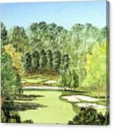 Glen Abbey Golf Course Canada 11th Hole Canvas Print