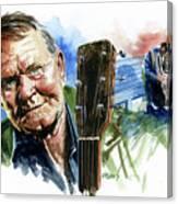 Glen Campbell Canvas Print