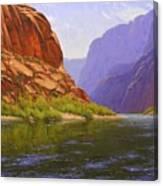 Glen Canyon Morning Canvas Print