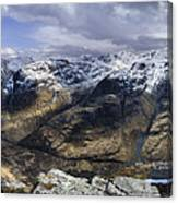 Glencoe - Scotland Canvas Print