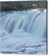 Glen Falls 8956a Canvas Print