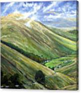 Glen Gesh Ireland Canvas Print