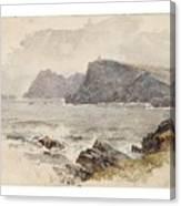 Glen Head Canvas Print