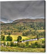 Glen Lyon Scotland Canvas Print