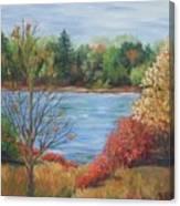 Glenmore Park Canvas Print