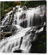 Glenn Falls - Nc Canvas Print