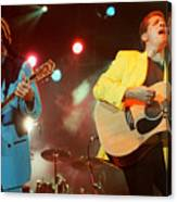 Glenn Frey Joe Walsh-1023 Canvas Print