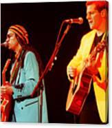 Glenn Frey Joe Walsh-1029 Canvas Print