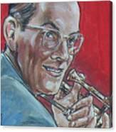 Glenn Miller Canvas Print