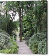Glenveagh Castle Gardens 4305 Canvas Print