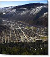 Glenwood Springs Canyon Canvas Print