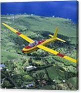 Gliding Over Hana Canvas Print